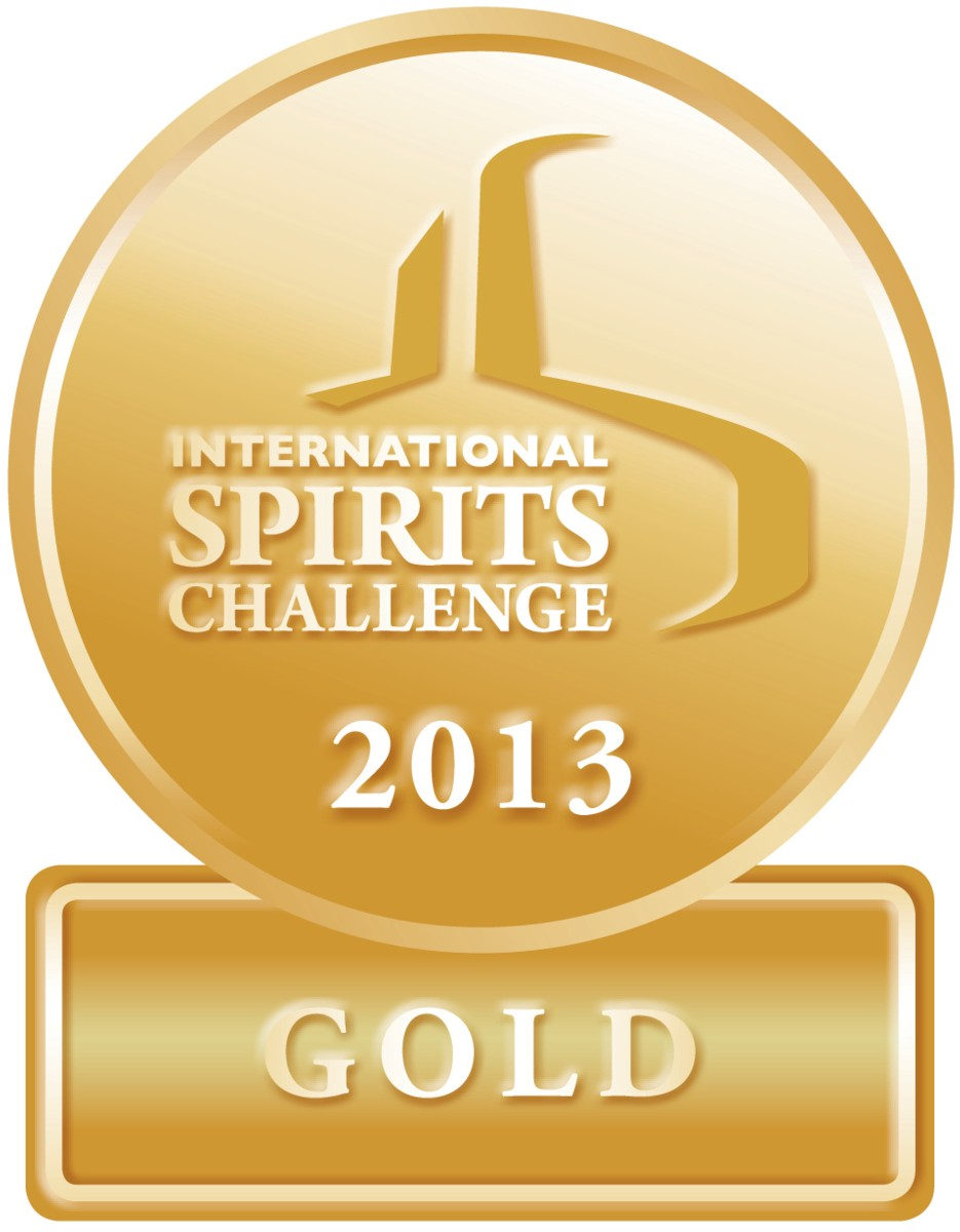 International Spirits Challenge 2013 (Gold)