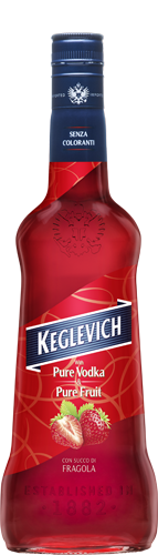 Keglevich Vodka & Fragola